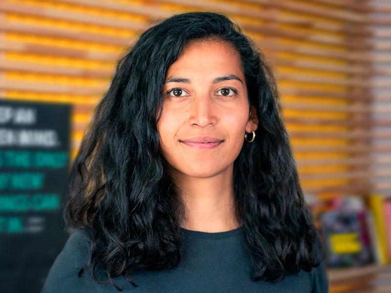 Portrait vom openmjnd Team Member Andrea Herda Munoz