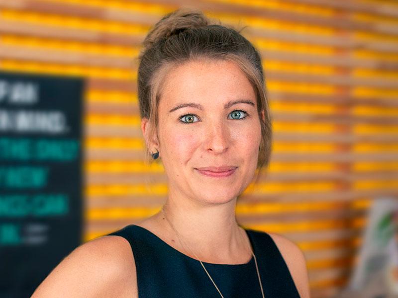 Portrait vom openmjnd Team von Michaela Putzer