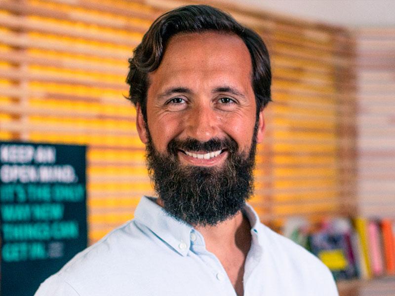 Portrait vom openmjnd Team von Raul Kuhn