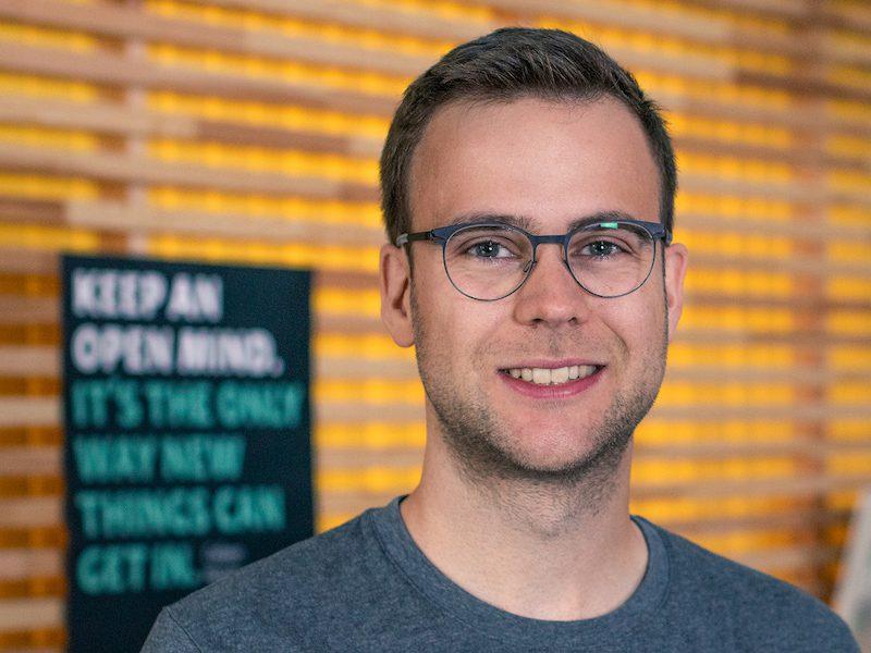 Portrait von openmjnd Team Markus Humpert