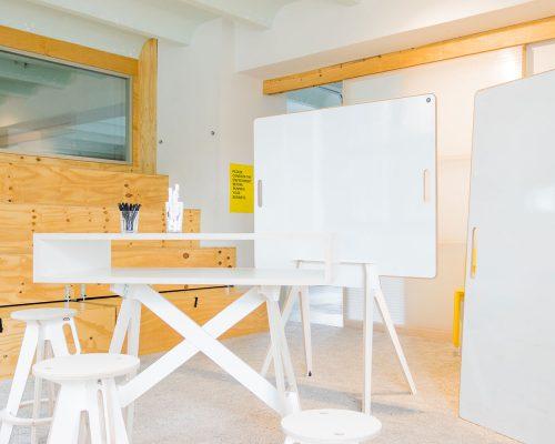 Design Thinking Einrichtung von space3000