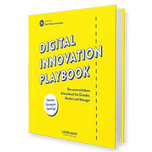 Buchcover digital innovation playbox