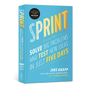 Buchcover Sprint