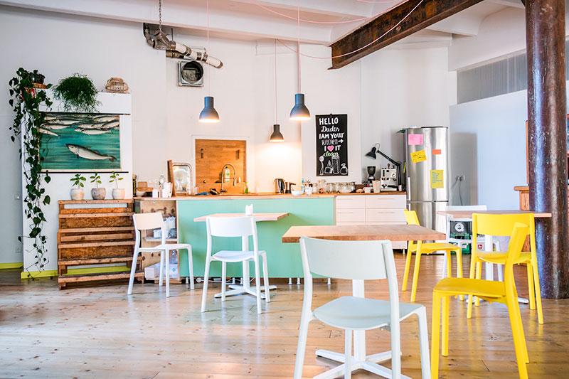 openmjnd Design Thinking Base1 Küchenbereich