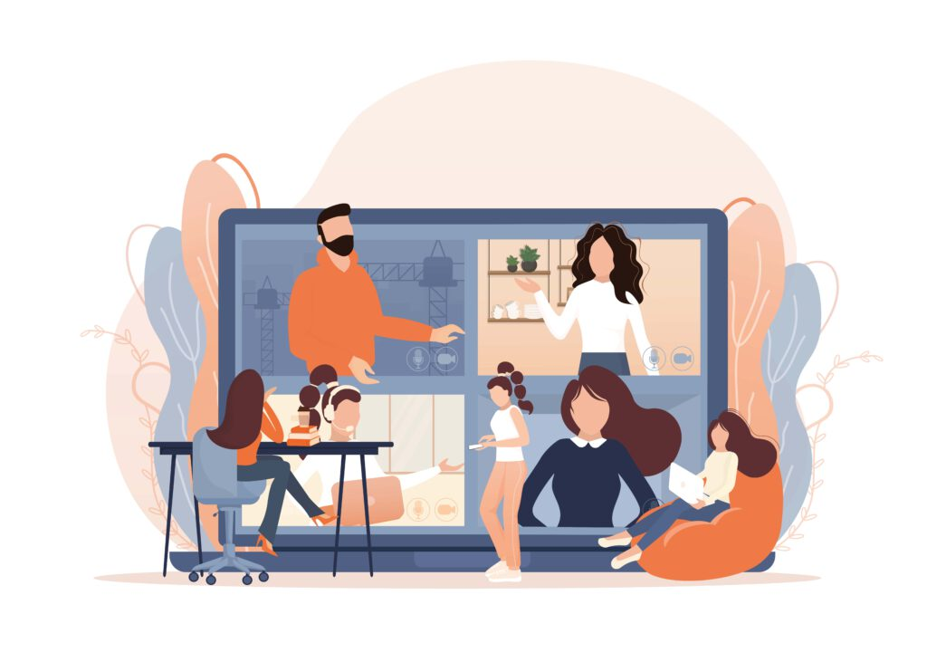 Onlinekurs Hybrid Work Professional